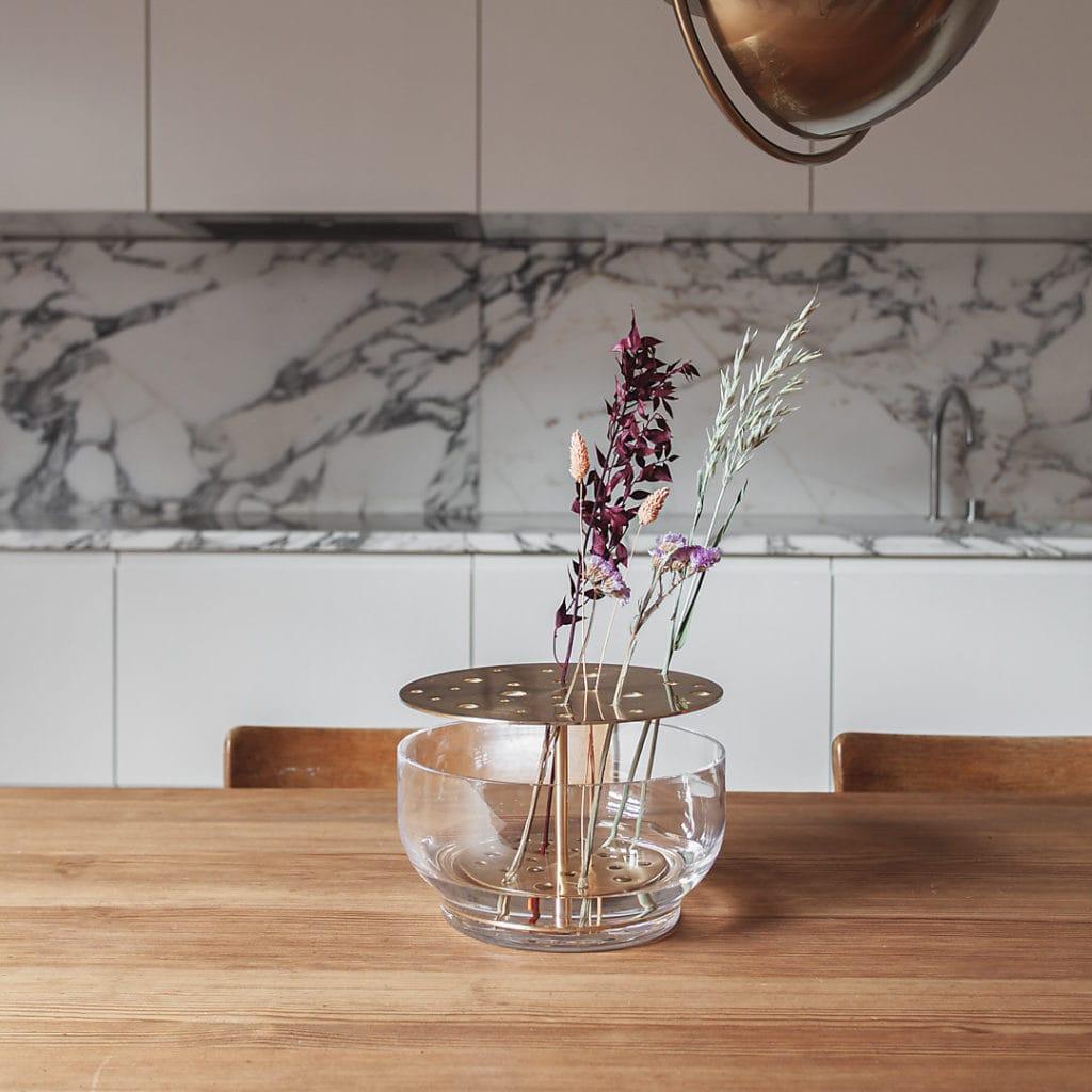 Ikebana vase stor