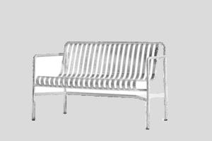 Palissade Dining Bench