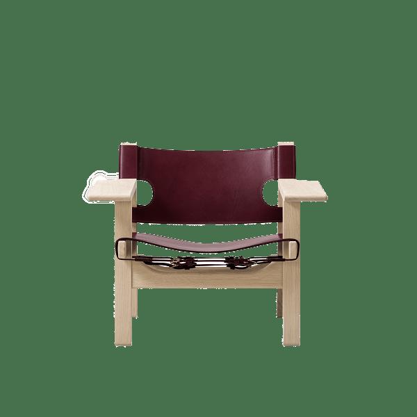 Den røde spanske stol
