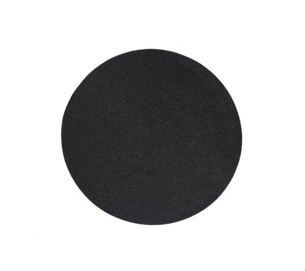circle - dark grey - 140 cm - schiang living