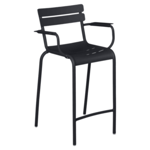 Luxembourg High Armchair