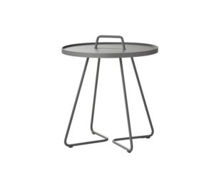 on the move - large - light grey - schiang living